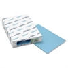 "Hammermill Colors Colored Paper - Letter - 8.50"" x 11"" - 24 lb Basis Weight - Recycled - 30% Recycled Content - 500 / Ream - Blue"