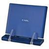 Sleek Tablet Stand - 1 Each - Blue