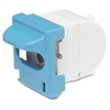 "Rapid 5025e Superior Electric Stapler Cartridge - 25 Sheets Capacity - 0.16"" Leg - 0.5"" Crown - White - 3000 / Box"