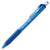 Paper Mate Inkjoy 300 RT Ballpoint Pen - 0.7 mm Point Size - Blue - Tinted Barrel - 1 Dozen