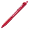 Inkjoy 300 RT Ballpoint Pen - 0.7 mm Point Size - Red - Tinted Barrel - 1 Dozen