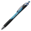 InkJoy 550 RT Pen - 0.7 mm Point Size - Blue - Translucent Barrel - 1 Dozen