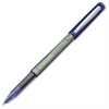 V5 Rolling Ball Pen - Extra Fine Point Type - 0.5 mm Point Size - Needle Point Style - Refillable - Blue - 1 Dozen
