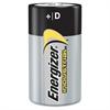 Energizer Industrial Alkaline D Batteries - D - Alkaline - 72 / Carton