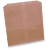 RMC Sanitary Wax Paper Liners - Brown Kraft - 500/Carton - Sanitary