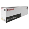 GPR-11 Yellow Toner - Laser - 25000 Page - 1 Each