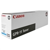 Canon GPR-11 Cyan Toner - Laser - 25000 Pages - 1 Each
