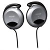 EC-150 Stereo Earphone - Black - Wired - 32 Ohm - 20 Hz 22 kHz - Silver Plated