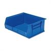 """Akro-Mils AkroBin - 7"""" Height x 16.5"""" Width x 14.8"""" Depth - Rack-mountable - Blue - Polymer - 1Each"""