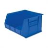 """Akro-Mils AkroBin - 11"""" Height x 16.5"""" Width x 18"""" Depth - Rack-mountable - Blue - Polymer - 1Each"""
