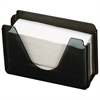 "VISTA Countertop Towel Dispenser - C Fold, BigFold Dispenser - 250 x Sheet - 7.8"" Height x 11.4"" Width x 4.4"" Depth - Plastic - Smoke - Durable, Washable"