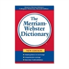 Merriam-Webster Paperback Dictionary Dictionary Printed Book - English - 720 Pages