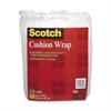 "Scotch Cushion Wrap - 12"" Width x 50 ft Length - 1 Wrap(s) - Lightweight, Non-scratching - Nylon - Clear"