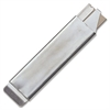 "OIC Single-Sided Razor Blade Carton Cutter - Straight Cutting0.9"" Width - Steel"