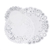 Pacon Deluxe Art Tex Doilies - 30 / Pack - Assorted