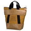 "PM SecurIT Heavy-duty Canvas Money Bag - 18"" Width x 18"" Length - Gold - Nylon - 1Each - Transporting"
