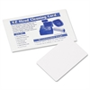 PM Machine Cleaning Swipe Cards - 10 / Pack