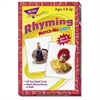 Rhyming Match Me Flash Cards - Educational