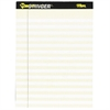 "TOPS Stinger Pad - 50 Sheets - Printed - 8.50"" x 11.75"" - Green Paper - 2 / Pack"
