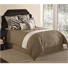 High Desert 10 pc King Comforter Set, Tan/Ivory