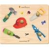 Edushape Large Knob Puzzle - Tools