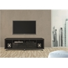 Manhattan Comfort Cabrini TV Stand 1.8 in Black