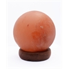 "Accentuations by Manhattan Comfort 5"" Sphere Shaped Himalayan Salt Lamp 1.5 with dimmer"