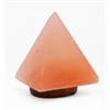 "Accentuations by Manhattan Comfort 9""  Pyramid Shaped Himalayan Salt Lamp  with dimmer"