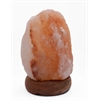 "Accentuations by Manhattan Comfort 6""  Natural Shaped Himalayan Salt Lamp 1.6 with dimmer"