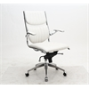 Manhattan Comfort Ergonomic High Back Verdi Office Chair in White