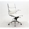 Manhattan Comfort Ergonomic High Back Verdi Office Chair in White