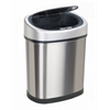 NINE STARS MOTION SENSOR TRASH CAN, 16.2 X 11.4 X 24.0
