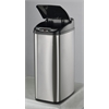 NINE STARS MOTION SENSOR TRASH CAN, 14.8 X 10.8 X 27.9
