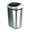 NINE STARS MOTION SENSOR TRASH CAN, 18.3 X 14.8 X 28.7