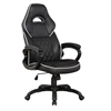 High Back Executive Sport Race Office Chair. Color: Black