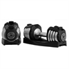 25 lb. Adjustable Dumbbells (Pair) XM-3305