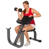 XMark Seated Preacher Curl Weight Bench XM-7612