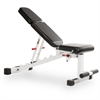 Adjustable Dumbbell Weight Bench XM-7630-White