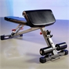 Ab, Hyperextension and Preacher Curl Weight Bench XM-7631