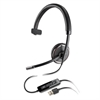 Plantronics Blackwire C510 Monaural Over-the-Head Corded Headset
