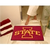 "FANMATS Iowa State All-Star Mat 33.75""x42.5"""