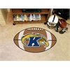 "FANMATS Kent State Football Rug 20.5""x32.5"""