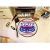 "FANMATS Florida Atlantic Baseball Mat 27"" diameter"
