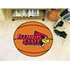 "FANMATS Illinois State Basketball Mat 27"" diameter"