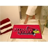"FANMATS Illinois State All-Star Mat 33.75""x42.5"""
