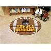 "FANMATS Loyola Football Rug 20.5""x32.5"""