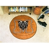 "FANMATS Mercer Basketball Mat 27"" diameter"