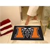"FANMATS Mercer All-Star Mat 33.75""x42.5"""