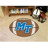 "FANMATS Middle Tennessee State Football Rug 20.5""x32.5"""