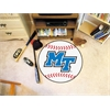 "FANMATS Middle Tennessee State Baseball Mat 27"" diameter"